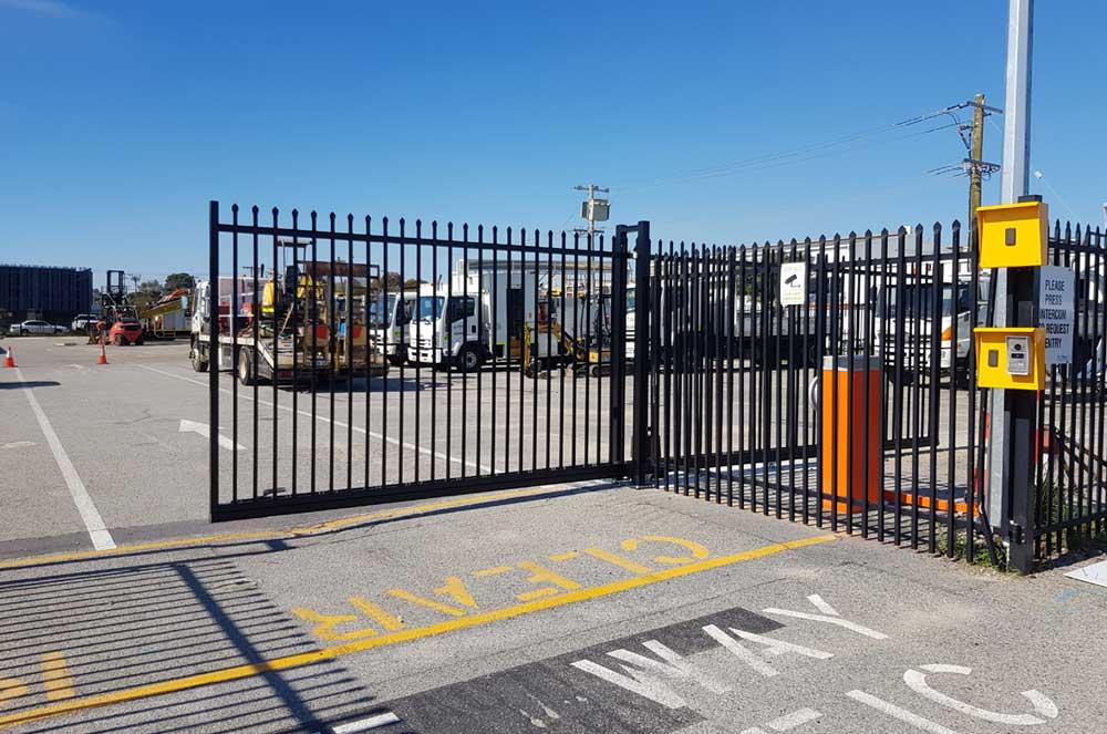 Access Control Gates Civcon
