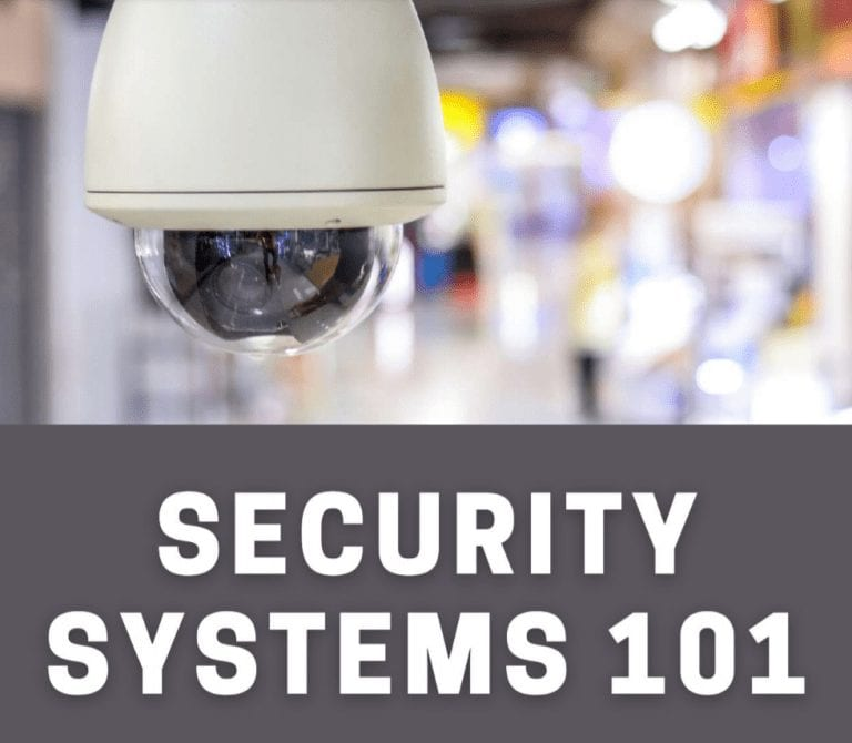 Security Systems 101 Installation Perth